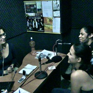 VERDENUEVO RADIOSHOW - TALLER DE RECICLAJE EN EL ATICO 03AGOSTO2010