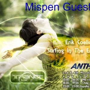 Surfing In The Emotions -  Mispen Guestmix sep 2010