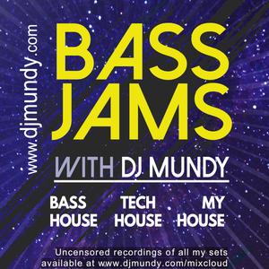 Bass Jams #077 (2021-02-23) - Bass House, Tech House, EDM