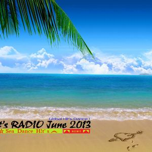 H!t's RADIO June 2013 ෴☆ Sea Dance H!t' s෴