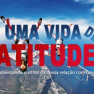 Uma Vida de Atitude - Toni Melo