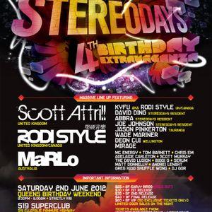Stereodays Comp Mix - Hard Trance