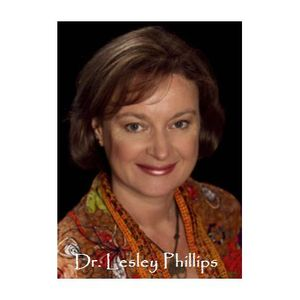 Clairvoyant Energy Healing with Medical Intuitive Dr. Lesley Phillips