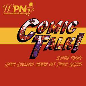 Chamber of Comics Talk Issue #23