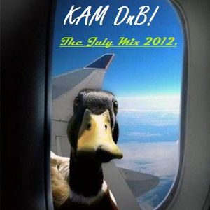 Kam DnB - The July Mix 2012