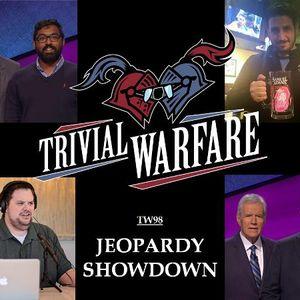 TW98: Jeopardy Showdown