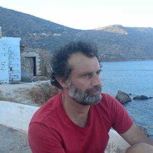 Ο Γιώργος Βλοντάκης στην Ε.Ρ.Τ. Χανίων 13-07-2016