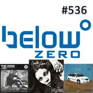 Below Zero Show #536
