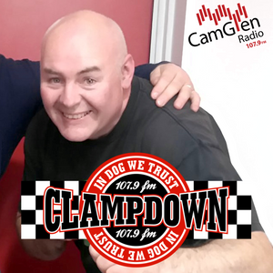 The Clampdown w/ Ramie Coyle 12 Aug 2017, feat. Fred McNeil
