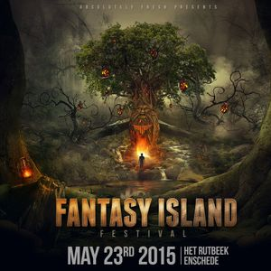Mad Dog & Outblast @ Fantasy Island Festival 2015