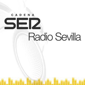 La unidad móvil de Radio Sevilla en el arranque de la 27ª Operación Buena Gente