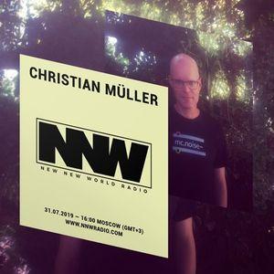 Christian Müller - 30th August 2019
