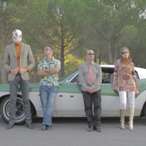 UNDERsouth vol. 33 feat JAGUAR AND THE SAVANAS:the band