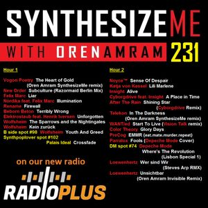 Synthesize Me #231 - 16/07/2017 - hour 1