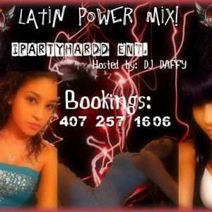 iPartyhardd ENT Latin Power Mix