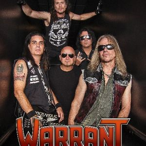 Featuring WARRANT on the Triple Play...