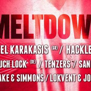 Couch Lock @ Meltdown, LVC Leiden - Netherlands | 2013-05-10