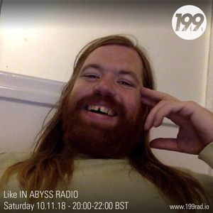 10/11/18 - Like IN ABYSS RADIO - Episode 13 w/ Design A Wave (Live