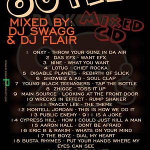 The Outlet 90's Mix CD - DJ Swagg & Flair