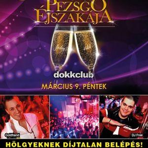 Nemere & Dj Free & Goldhand - Live @ Dokk Club Budapest 100 Pezsgő Éjszakája 2012.03.09.