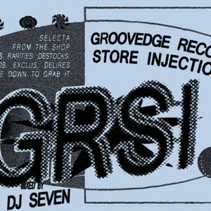 GRSI (22.11.18) w/ Groovedge Record Shop