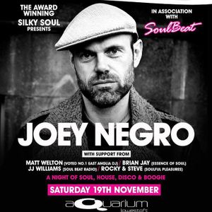 JJ's Boogie Bunker on Soulbeat (Joey Negro Mix),  23rd May 2016