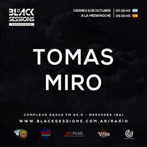 Black Sessions 110 - Tomás Miró