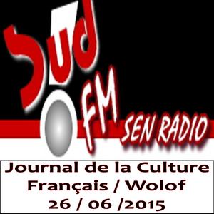 SudFM Sen Radio - Journal de la Culture - Français / Wolof - 26/06/2015
