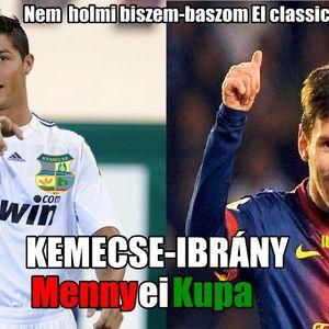 bkFM Sport Extra - 2013.04.10 - A nagy meccs napja: Kemecse-Ibrány