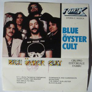 Blue Oyster Cult - SideB [Custom tape]
