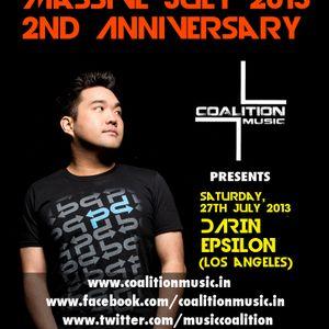 Coalition 1329- Mixed by Darin Epsilon (LA)