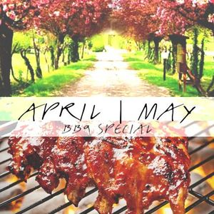 Monthly Mixdown: April | May  BBQ Special