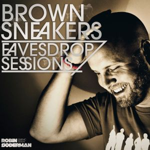 EAVESDROP SESSIONS - BROWN SNEAKERS #003