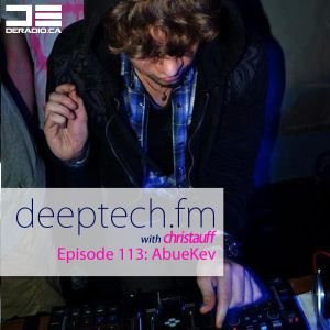 DeepTechFM 113 – AbueKev (2015-06-25)