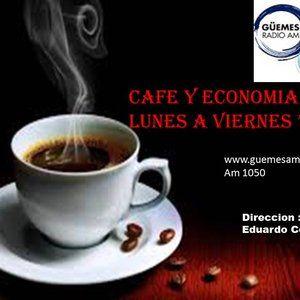 Cafe y economia Viernes 24 de Julio