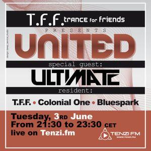UNITED EP. 22 on Tenzi.fm 03rd Jun 2014