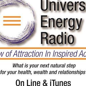 Universal Energy Radio ~ Meditation, Mindfulness and Infinite Possibilities