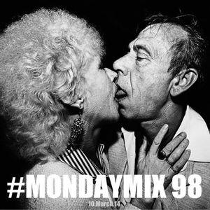 #MondayMix 98 by @dirtyswift - 10.Mar.2013 (Live Mix)