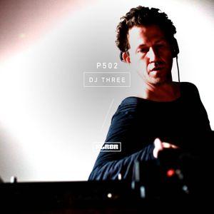 XLR8R Podcast 502: DJ Three