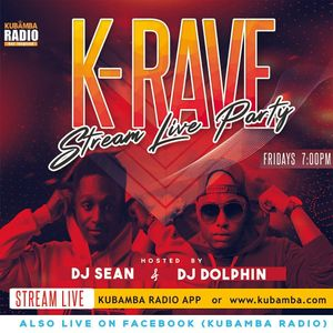 #KRAVESLP with Dj Dolphin &  Deejay Sean Ke - 5th June