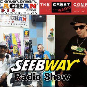 SEEBWAY RADIO SHOW - Puntata 01 - 07/02/2014