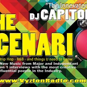 "Dj Capitol K ""The Scenario"" ft Shatiff of SECC Music Group ""LAOSJ"" interview"