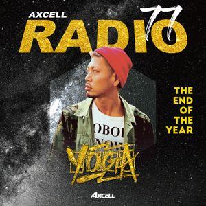 Axcell Radio Episode 077 - DJ YOGA