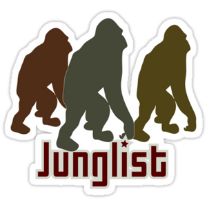 Junglist diary #1