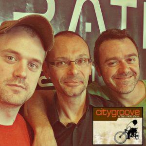 Friday 29 June 2012 DJ Patrick Balzat on Radio Vibration in CITYGROOVE 107.2fm (BE) 1ère heure