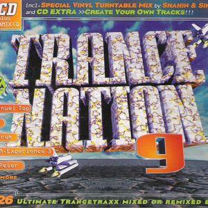 Trance Nation '96 (Vol 9) Mixed by Shahin & Simon