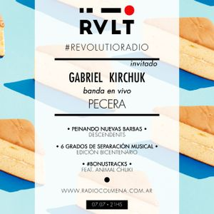 #RevolutioRadio - S06E16 (07-07-2016)