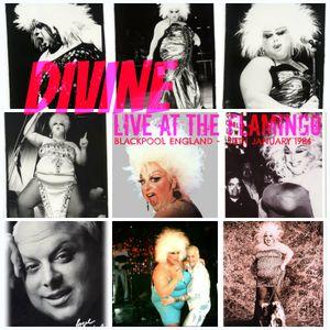 Divine - Live At The Flamingo Club, Blackpool England 1986 CONCERT