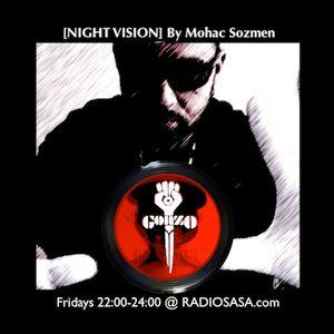 NIGHT VISION By Mohac Sozmen @RadioSASA.com
