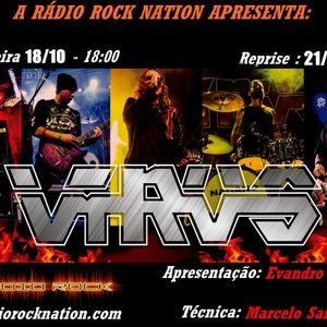 PROGRAMA ESTUDIO ROCK - VIRUS